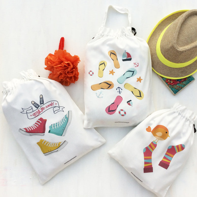 Kids Accessory Bags - TheArtsyBox