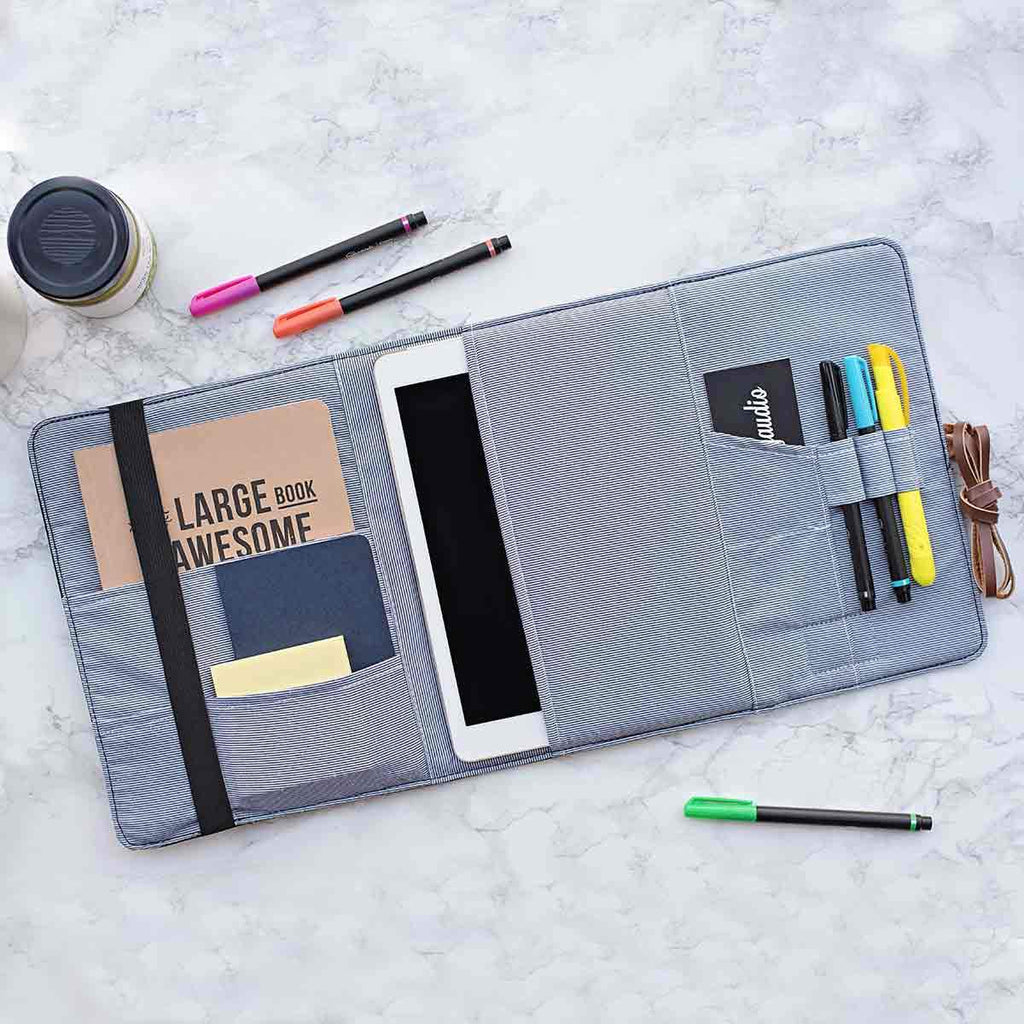 PERSONAL ORGANIZER- Black - TheArtsyBox
