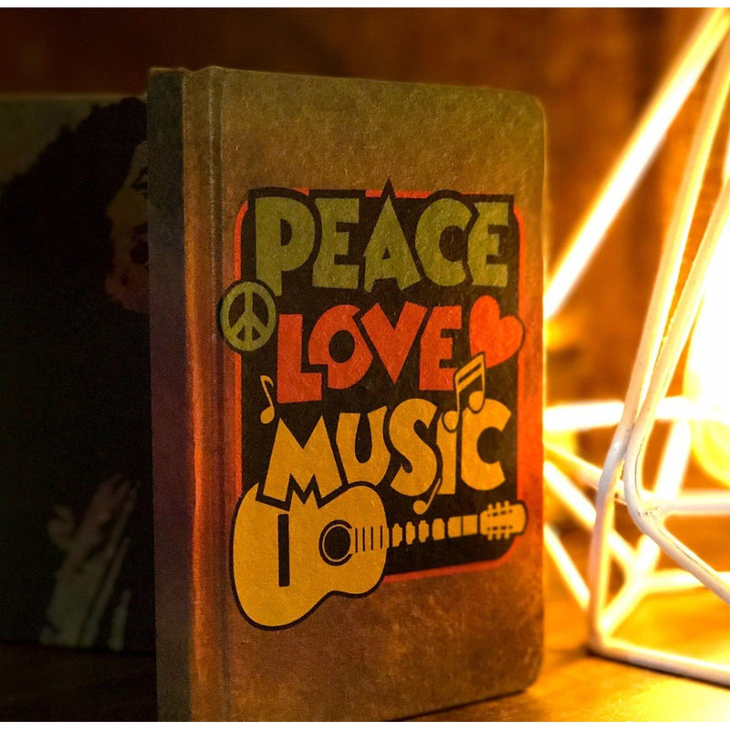 Peace Love Music - TheArtsyBox