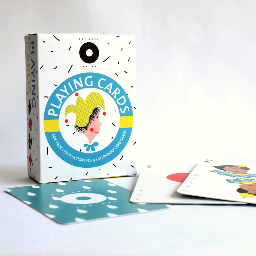 Playing Cards - TheArtsyBox