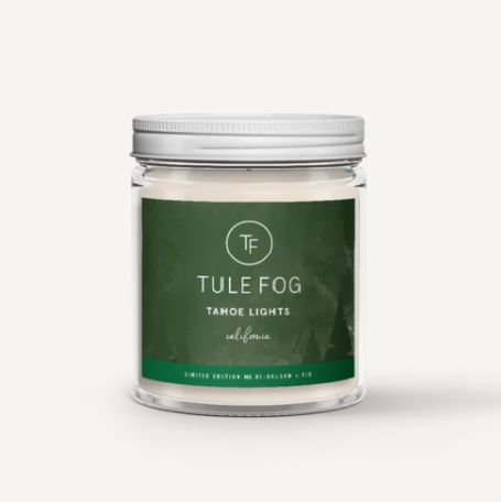 Tahoe Lights Soy candle