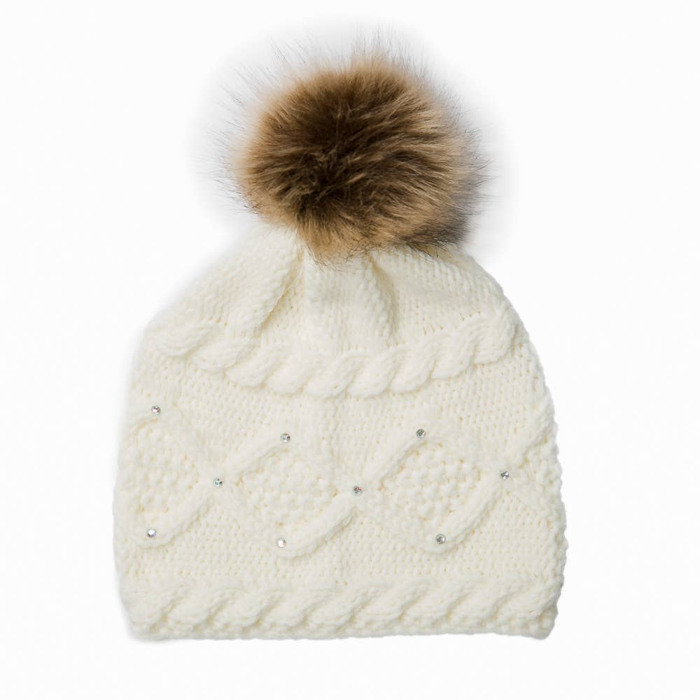 Ella Hat - White