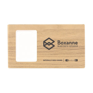 Boxanne Bluetooth Speaker - Black - TheArtsyBox