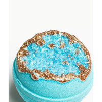 AMAZONITE - Geode Bath Bomb - TheArtsyBox