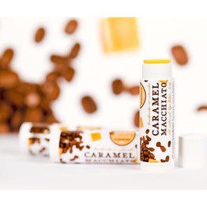 Caramel Macchiato - All Natural Lip Balm - TheArtsyBox