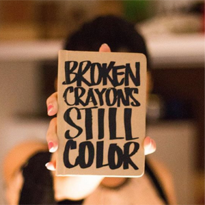 Broken Crayons still color - TheArtsyBox
