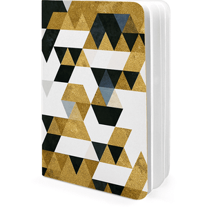 Gyldyn Yge A5 Notebook Plain - TheArtsyBox