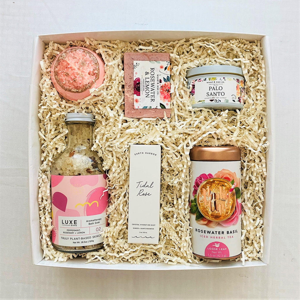 Rose Bud - TheArtsyBox