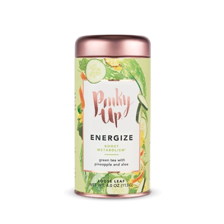 Energize Loose Leaf Tea - TheArtsyBox