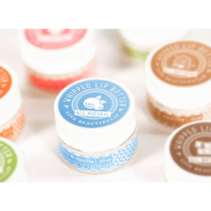 Honey & Vanilla - Whipped Lip Butter - Natural Icing for Your Lips - TheArtsyBox