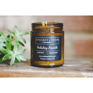 HOLIDAY HEARTH - TheArtsyBox