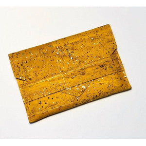 Cork card wallet - TheArtsyBox