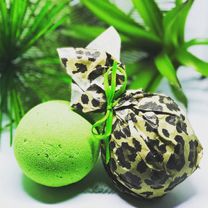 Welcome to the Jungle Bath Bomb - TheArtsyBox