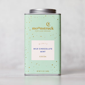 Milk Chocolate Mint Hot Cocoa
