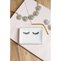 Eyelashes Jewelry Dish - TheArtsyBox