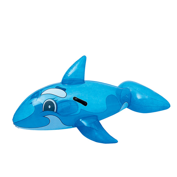 Inflable ballena chica 117 x 71 cm x 1u.