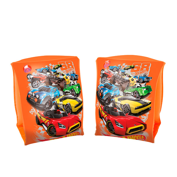 Bracito inflable hot wheels 23 x 15 x 2u.