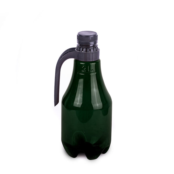 Botellón 2 Lt. PET growler x 1u.