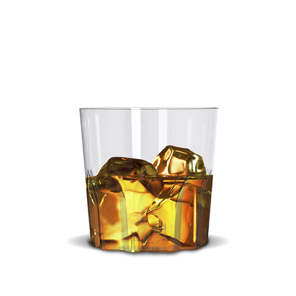 Vaso whisky cristal 300 ml x 10u.