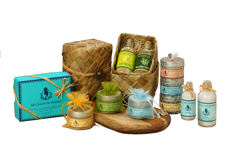 Hawaiian Sea Salt Gifts