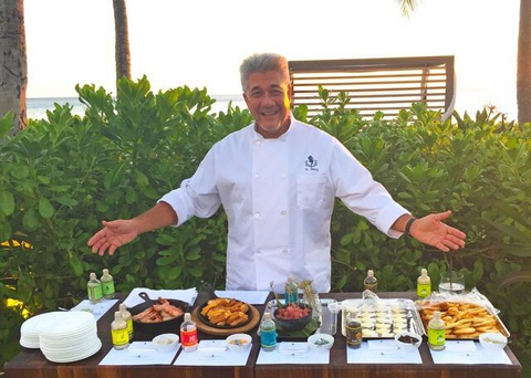 Hawaiian Salt Tasting with Chef