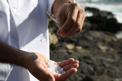 Naturally harvested Hawaiian Salt