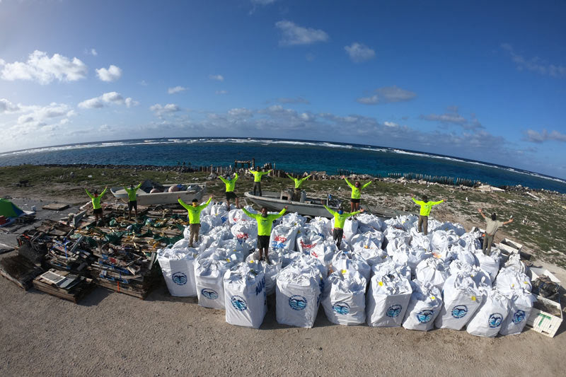 Marine Debris Trash Collection