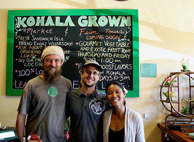 Kohala Grown