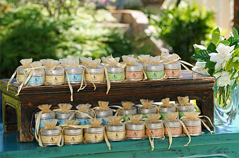 We offer a range of lovely and culturally meaningful gift and amenities tasteful table and wedding favors that can add a local touch and Aloha to your ... & Hawaiian Salt Wedding Favors and Amenities | Sea Salts of Hawaii
