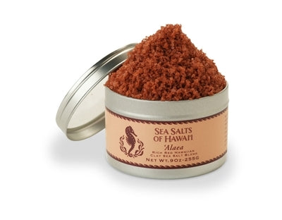 Alaea Red Hawaiian Gourmet Salt