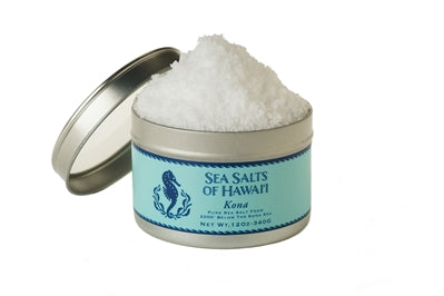 100% Pure Hawaiian Deep Seawater Kona Salt