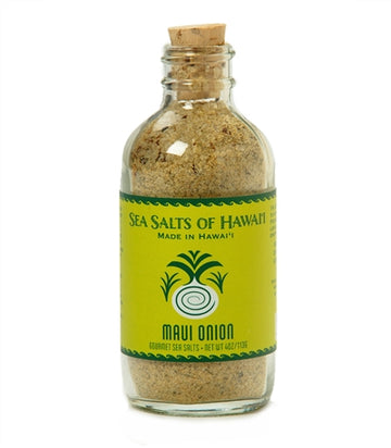 Maui Onion Gourmet Hawaiian Sea Salt