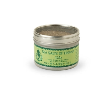 Bamboo Green Hawaiian Sea Salt