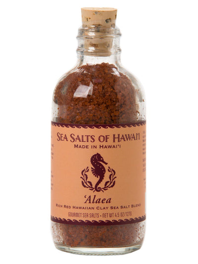 Alaea Gourmet Red Hawaiian Sea Salt