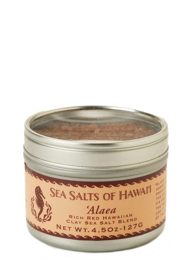 Alaea Rich Red Hawaiian Sea Salt