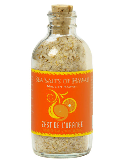Zest De L'Orange Hawaiian Sea Salt