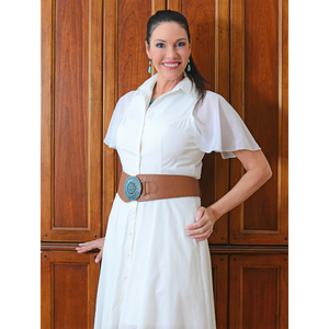 White Attachable Flutter Sleeves--Sleeves 2 Go