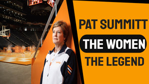 Pat Summitt the Women the Legend