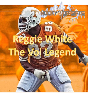 Tennessee Vols Legend Reggie White