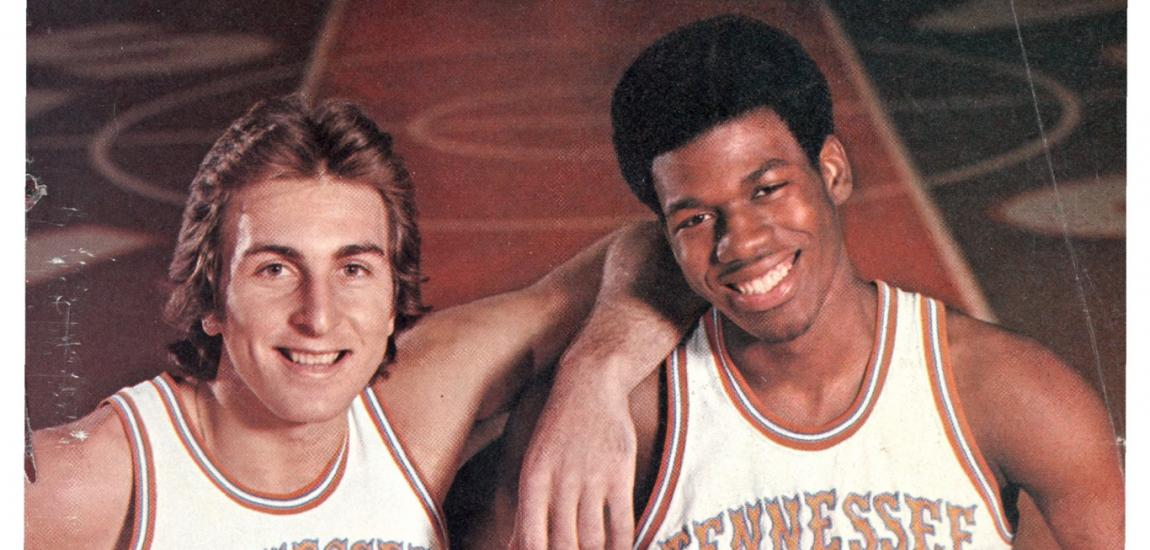 Tennessee Vols Ernie and Bernie Show