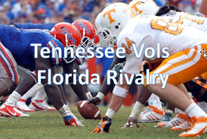 Tennessee Vols and Florida Gators Rivalry