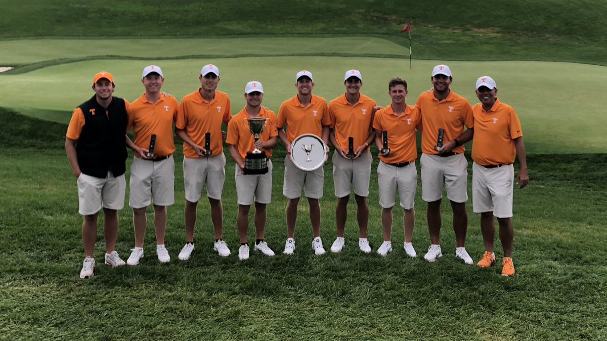 How The Men's Vols Golf Team Is Changing The Face of Golf in the SEC