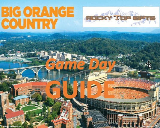 Tennesse Vols Neyland Stadium Gameday Guide