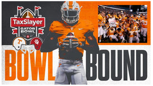 2019 Tennessee Vols Tax Slayer Gator Bowl Highlights & Bowl History