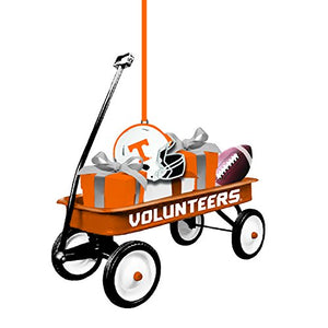 University of Tennessee Wagon Christmas Ornament
