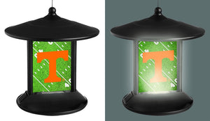 Solar Powered Hanging TN VOLS  Bird Feeder