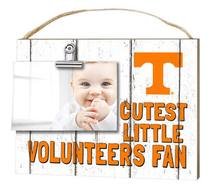 Cutest Baby Tennessee Vols Logo Photo Frame