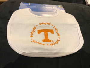 TN Vols Baby Bibb (Officially Liscensed) Baby Shower Gift