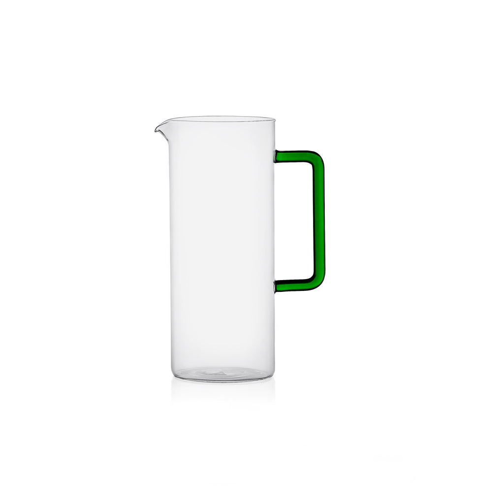 Tube Jug, Green