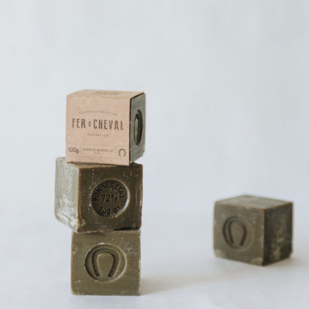 Marseille Soap Cube, Small